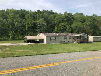 Carter County Single Family Home For Sale: 6380 St Hwy 174