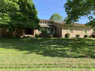 Ashland Single Family Home For Sale: 601 Sunset Drive