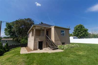 Ashland Single Family Home For Sale: 2408 Blackburn Avenue