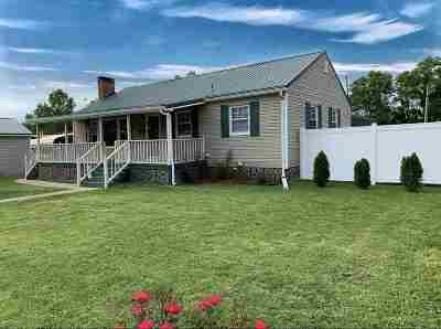 Greenup County Single Family Home For Sale: 839 Vine