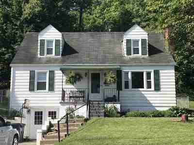 Ashland Single Family Home For Sale: 1924 Hilton Avenue