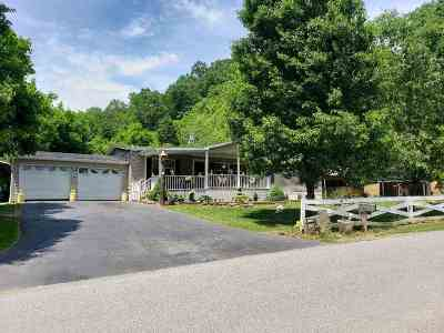 Lawrence County Single Family Home For Sale: 122 Brushy Creek Road