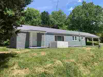 Ashland Single Family Home For Sale: 1713 W Miller Road