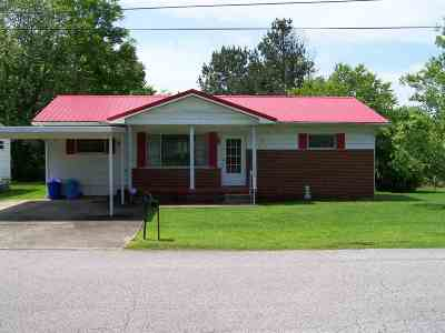 Ashland Single Family Home For Sale: 623 Westview Dr.