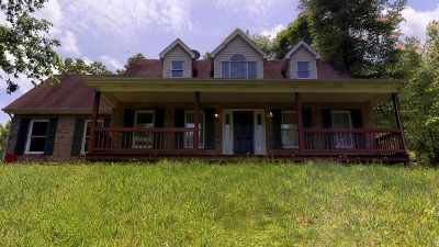 Carter County Single Family Home Active-New: 811 Wicker Hollow