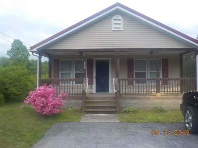 Carter County Single Family Home Pending-Continue To Show: 390 Silverhawk Road