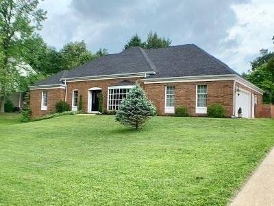 Ashland Single Family Home For Sale: 533 Sunset Drive