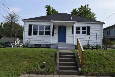Ashland Single Family Home For Sale: 549 Gartrell Street