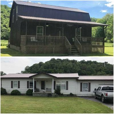 Carter County Single Family Home For Sale: 1736 Trl