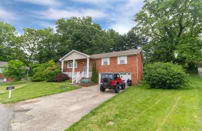 Greenup County Single Family Home Pending-Continue To Show: 120 Barkley Court