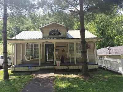 Ashland Single Family Home For Sale: 2027 Oakview Road