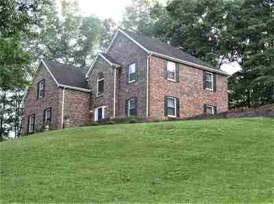 Greenup County Single Family Home Pending-Continue To Show: 2542 Foxhunters Road