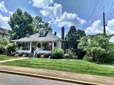 Ashland Single Family Home For Sale: 2308 Moore Street