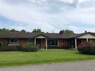 Greenup County Single Family Home For Sale: 119 Maple Street