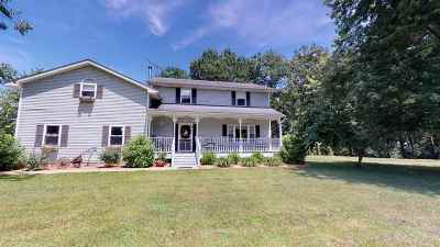 Greenup County Single Family Home For Sale: 3056 St. Rt. 1459