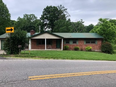 Greenup County Single Family Home For Sale: 2800 Greenbo Blvd