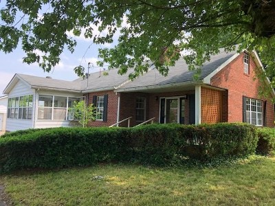 Greenup County Single Family Home For Sale: 2512 Fields Ave