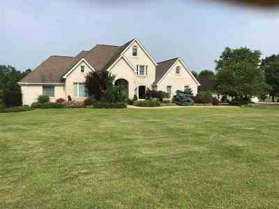 South Shore KY Single Family Home For Sale: $539,900