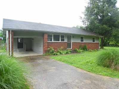 Greenup County Single Family Home For Sale: 140 Riverside Drive