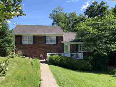 Ashland Single Family Home For Sale: 2651 Blackburn Ave.