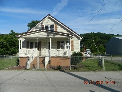 Carter County Single Family Home For Sale: 383 Tygart Street