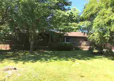 Lawrence County Single Family Home Pending-Continue To Show: 1500 Florence Avenue