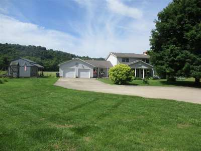 Greenup County Single Family Home Active-New: 11765 State Route 1