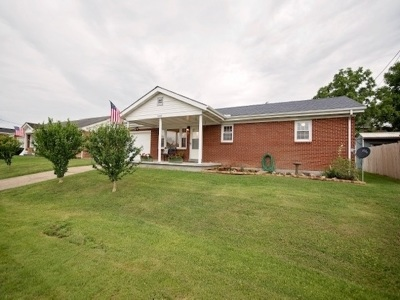 Greenup County Single Family Home Active-New: 2207 Willard Street