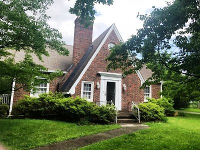 Ashland Single Family Home For Sale: 701 Bellefonte Princess Road