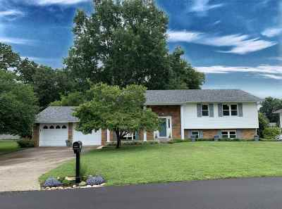 Russell Single Family Home For Sale: 1114 Radford Drive