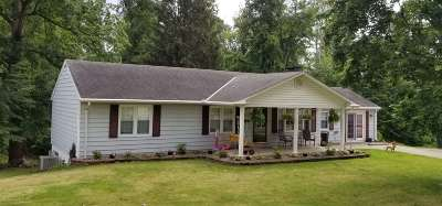 Greenup County Single Family Home For Sale: 1101 Cumberland Avenue