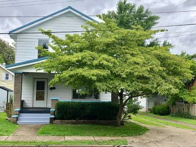 Greenup County Single Family Home For Sale: 106 Grove Street