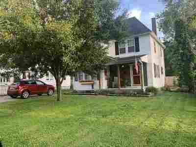 Ashland Single Family Home For Sale: 1670 Elliott Avenue