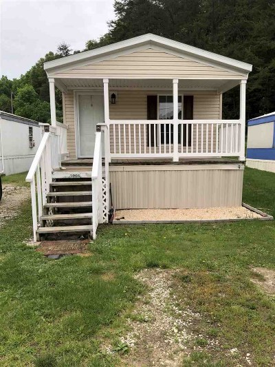 Catlettsburg KY Single Family Home For Sale: $35,000