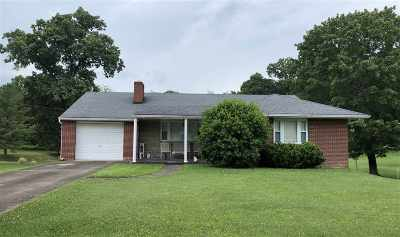 Greenup County Single Family Home For Sale: 232 Seaton Drive