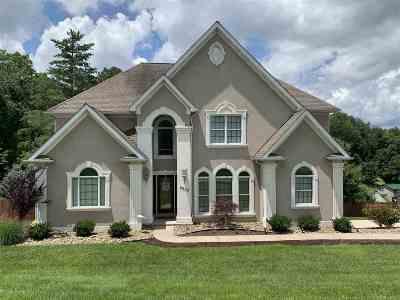 Ashland Single Family Home For Sale: 4634 Hickory Street