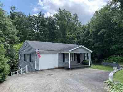 Ashland Single Family Home For Sale: 4535 Sherwood Drive