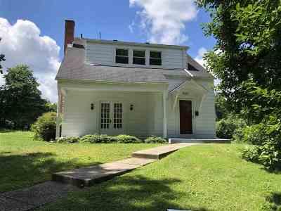 Ashland Single Family Home For Sale: 1000 Norwood Avenue
