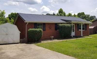 Raceland Single Family Home For Sale: 807 Williams Avenue