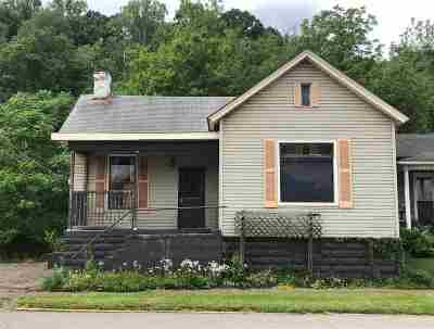 Greenup County Single Family Home For Sale: 243 Bellefonte St.