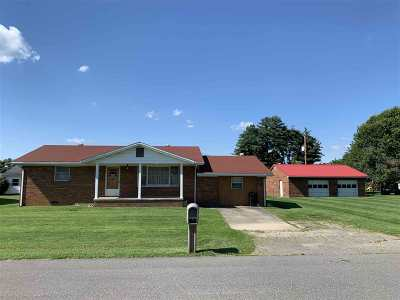Greenup County Single Family Home For Sale: 114 Armada Boulevard