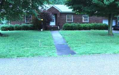 Ashland Single Family Home For Sale: 2531 Hampton Street