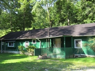 Lawrence County Single Family Home For Sale: 432 Twp 290 Road