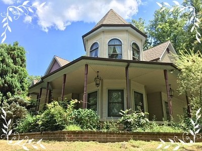 Lawrence County Single Family Home For Sale: 400 Vaughn Road