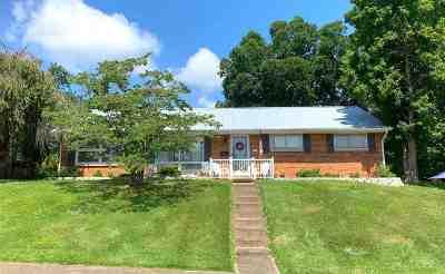 Ashland Single Family Home For Sale: 3227 Floyd Street