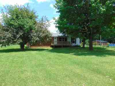 Carter County Single Family Home For Sale: 2475 Stinton Rd