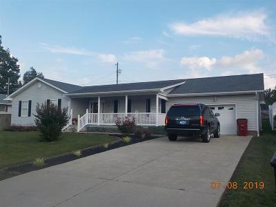Greenup County Single Family Home Pending-Continue To Show: 76 Van Buren Avenue
