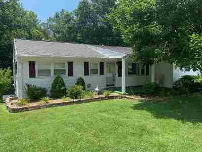 Greenup County Single Family Home For Sale: 1702 Beth Ann Drive