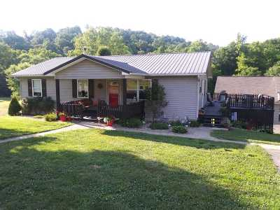 Carter County Single Family Home For Sale: 552 Sherwood Drive