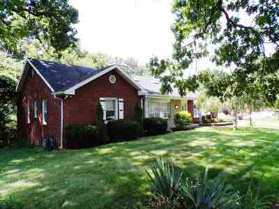 Greenup County Single Family Home For Sale: 1103 Grandview Drive